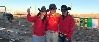 中国骑手首战美国FEI马术耐力赛