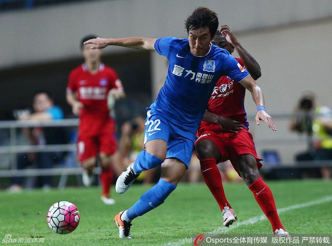 富力亚外曾想转会日本 球队留其先踢半赛季再说