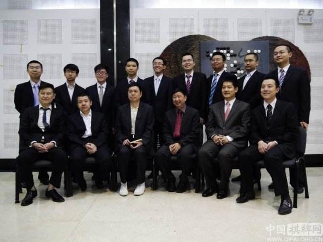 中国围棋的世界冠军们