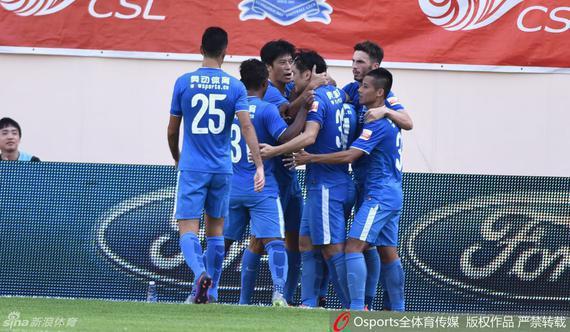 扎哈维2球富力热身3-0澳洲球队 杨挺将外租至智诚