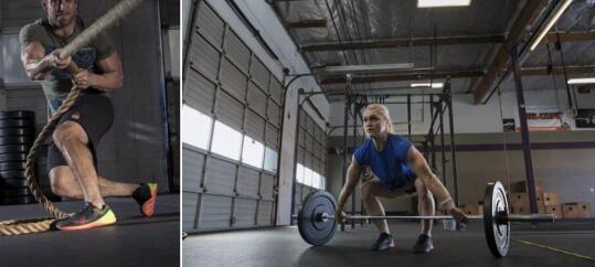 Reebok發佈全新健身訓練鞋款 先進科技全新體驗