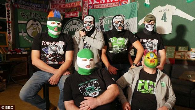 俄罗斯极端球迷组织