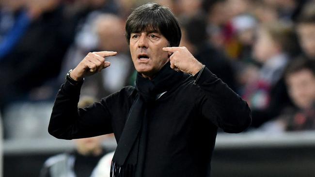 图说-恐怖!2018世界杯 德国可以排出这4套强阵