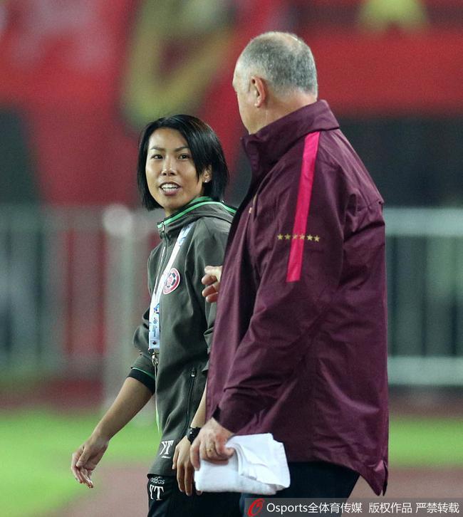 香港女帅:两个点球值得商榷 比赛给我们上了一课