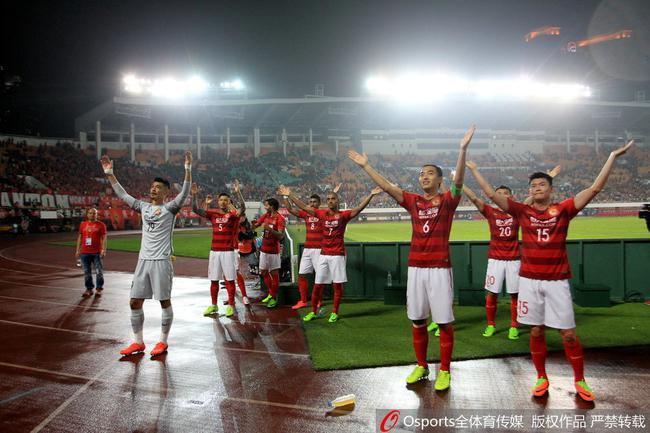 同片场地同是香港同7-0!恒大与国足 这回是喜剧