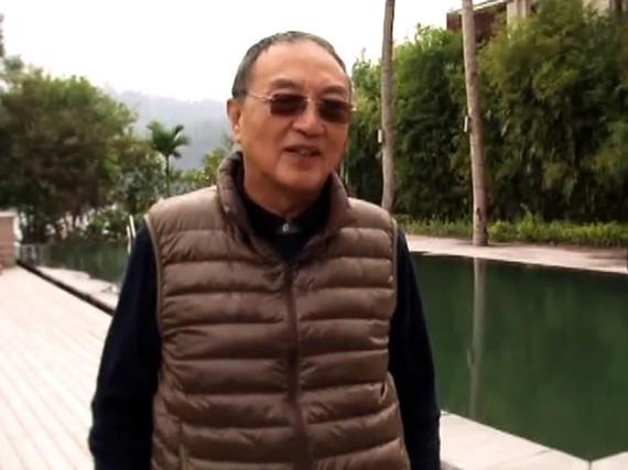 柳传志谈中国足球又爱又恨