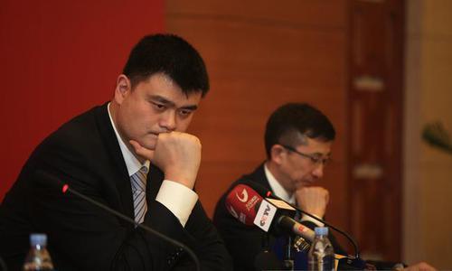 姚明上位会是中国篮球之幸吗