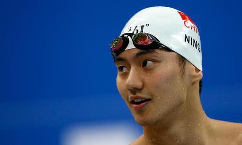 宁泽涛粉丝毁了他的游泳天赋