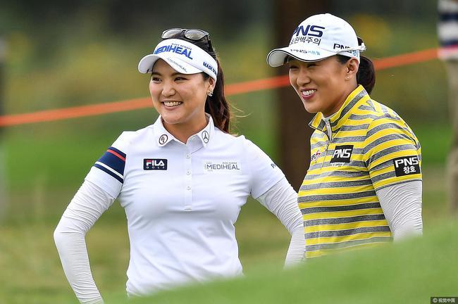梁熙英和柳萧然代表韩国包揽了冠亚军