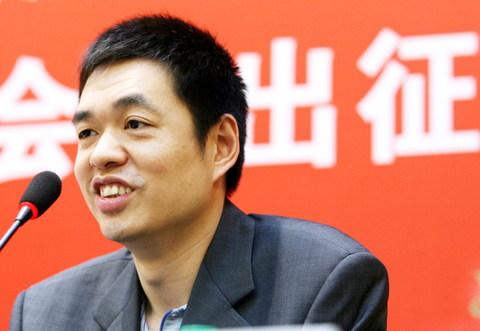 中国围棋的标志性人物 马晓春