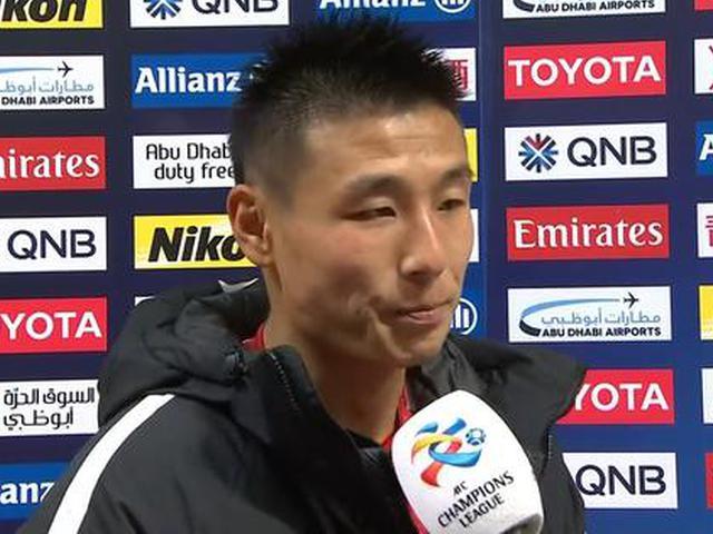 武磊:前场越来越默契