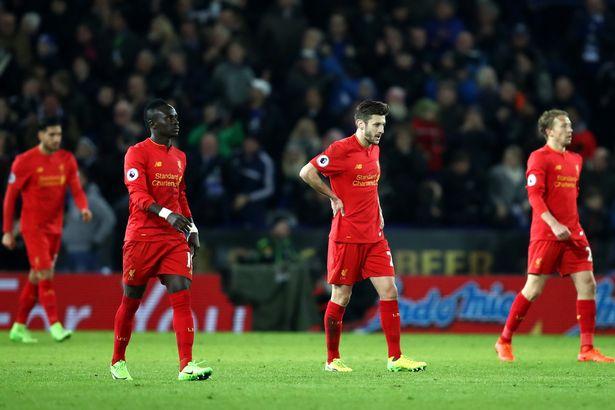 利物浦输得毫无脾气