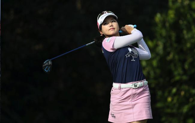 北京姑娘石昱婷获得并列第50位