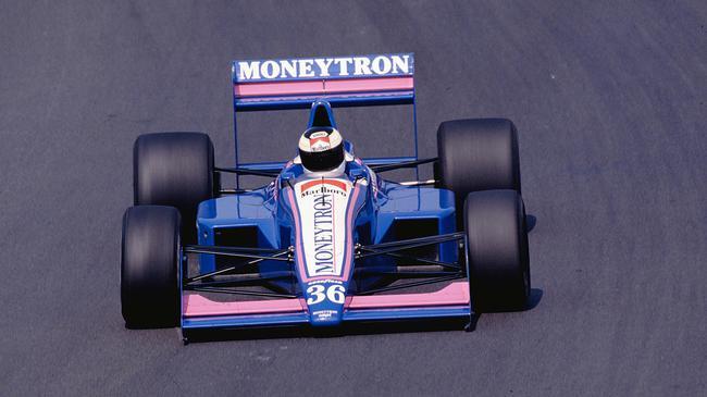 1989年ONYX车队的ORE-1赛车