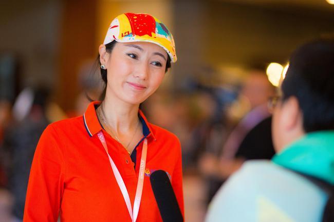 双168女子高球联队创队总队长叶梓山