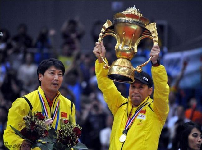 李永波承认卸任国羽总教练 或带队最后一届苏杯