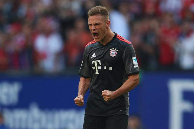 基米希现在在拜仁只能当替补