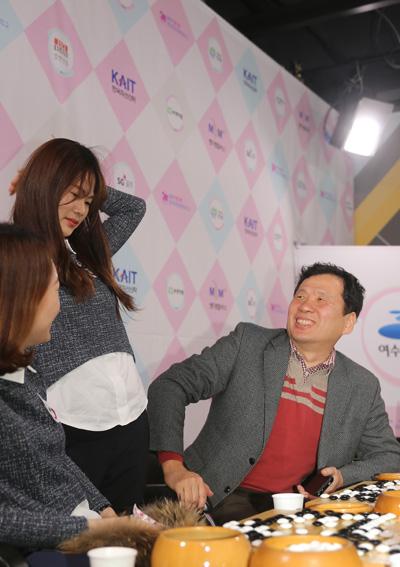 """""""上阵一家人"""" 亲缘赛彰显吴清源杯人文元素"""