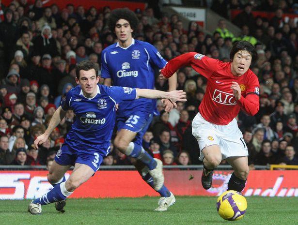 朴智星未能参加08年的欧冠决赛