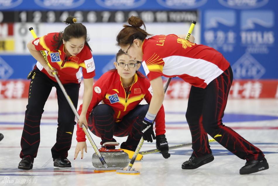 2017女子冰壶世锦赛