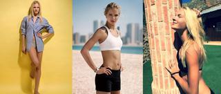 俄罗斯美女运动员倾心C罗