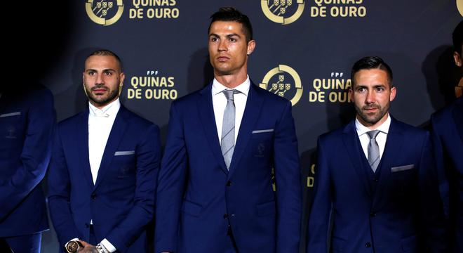 C罗当选葡萄牙足球先生