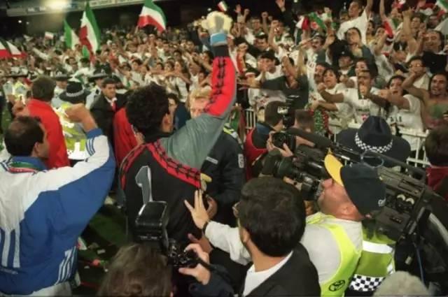 98世预附加赛,伊朗VS澳大利亚