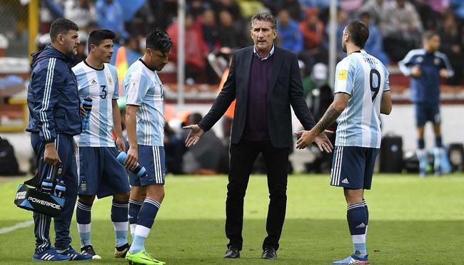 阿根廷主帅:不理解这时禁赛梅西 没给时间申辩_uedbet官网