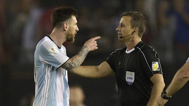 阿根廷确认上诉:FIFA切断梅西的腿 他非常伤心_uedbet官网