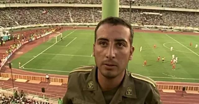 一张彩票投注app球迷照让伊朗人炸锅了 没人再关心比赛