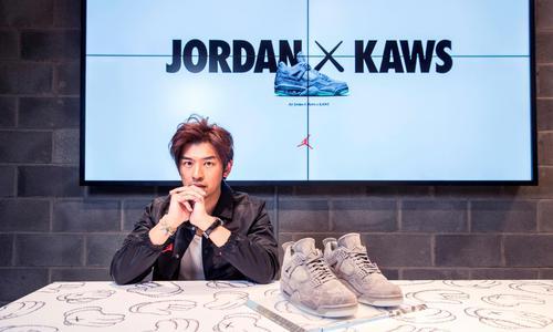 Jordan X KAWS联名系列于大中华区全球首发