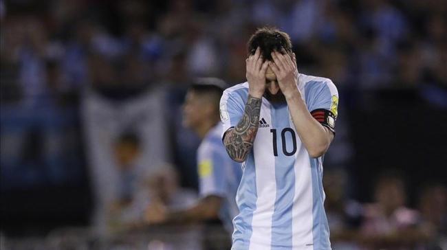 阿根廷出线形势分析:梅西真有可能无缘世界杯_uedbet官网