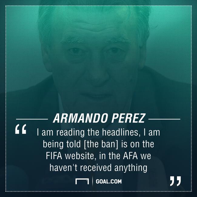 阿根廷足协只能通过新闻获得梅西被禁赛的消息