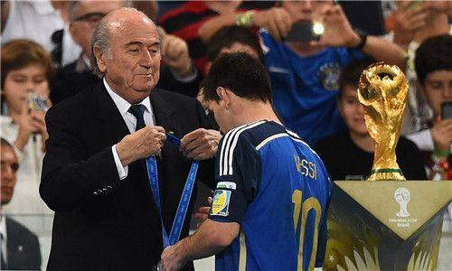 梅西对世界杯的渴望是强烈的