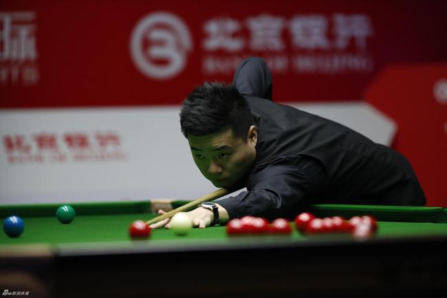 中国赛1/4决赛视频直播结束 丁俊晖无缘四强桑德网
