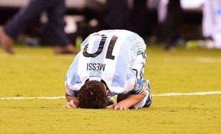 射失点球是自己的错,但阿根廷变成现在这样是足协的错