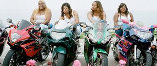 美国女郎组摩托队