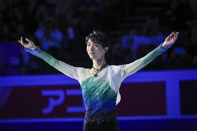 羽生结弦宣布退出日本锦标赛 将直接获冬奥参赛权