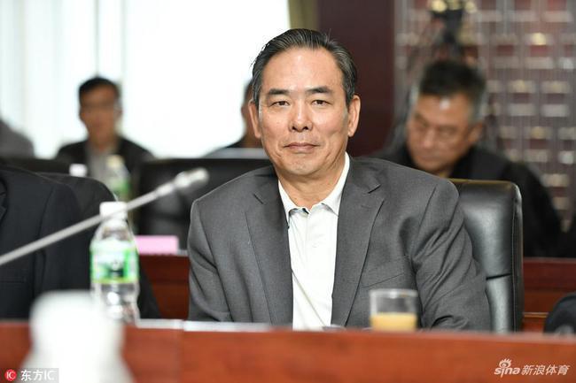 蔡振华连任亚洲乒联主席