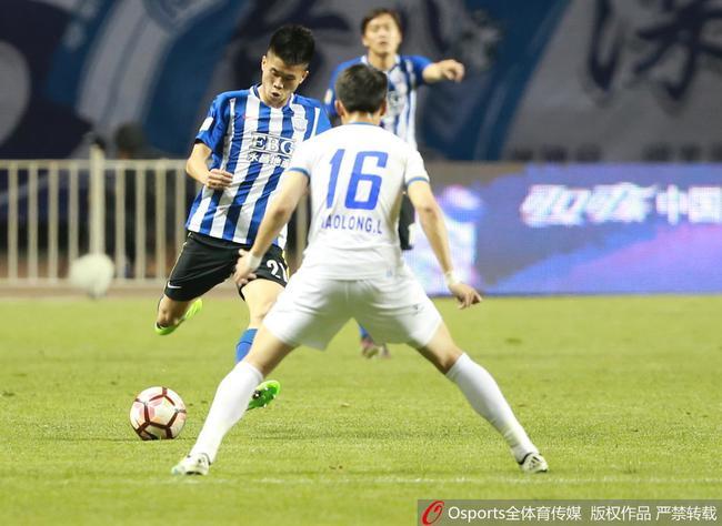 2017中甲第5轮:石家庄永昌2-0浙江毅腾