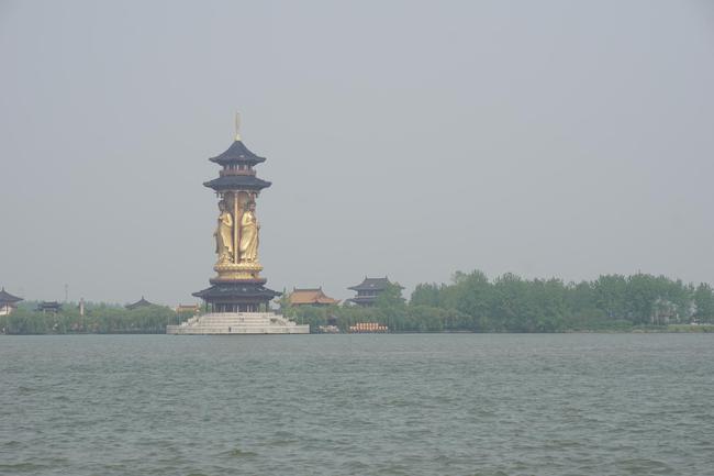 泰州古寿圣寺药师琉璃光佛塔