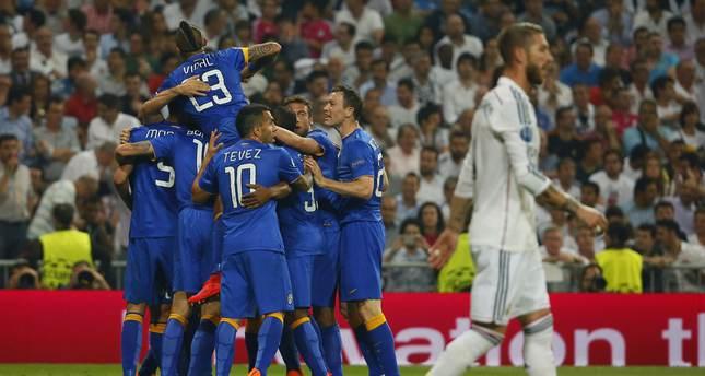 13-14赛季以来,皇马在欧冠只被尤文淘汰过一次