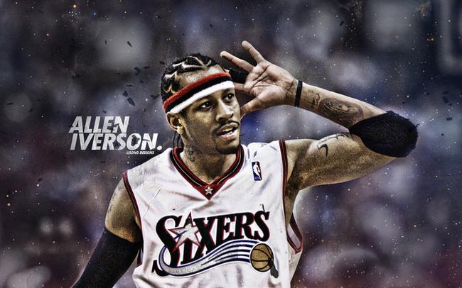 那些年我們追過的AI!一張圖看盡他的整個生涯-Haters-黑特籃球NBA新聞影片圖片分享社區