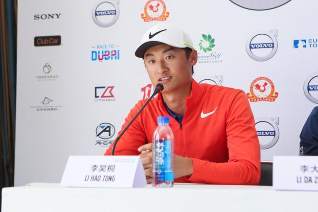 李昊桐感冒备战中国公开赛 调侃比赛让他赚了好