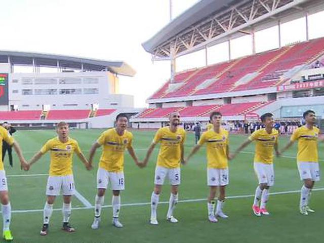 上海申鑫本赛季表现出色