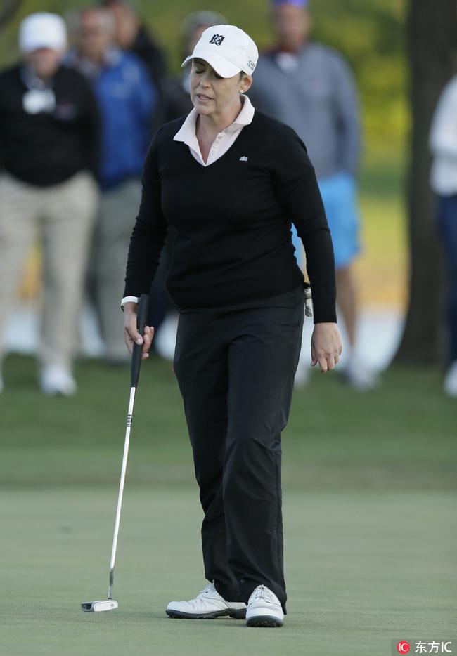 科尔未能实现LPGA两连冠