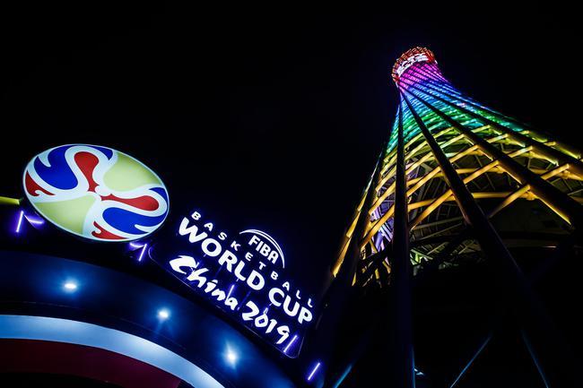2019年中国将迎来篮球世界杯