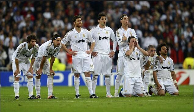 12年欧冠主场点球遭淘汰