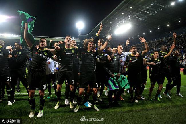 切尔西联赛夺冠,但也没有年年这么强势