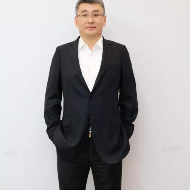 诺辉健康CEO朱叶青